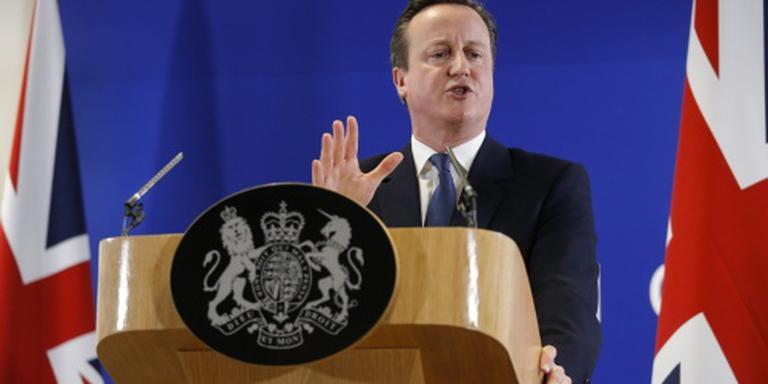 Cameron noemt zaterdag datum EU-referendum