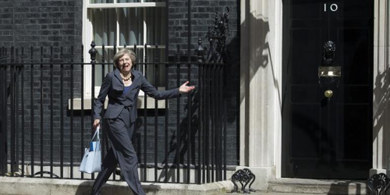 Theresa May lost David Cameron af