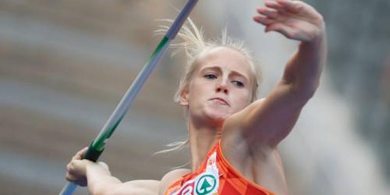 Vetter zet medaille zevenkamp uit haar hoofd