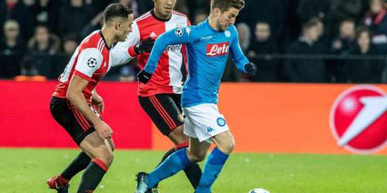 Feyenoord zonder Tapia en Amrabat naar Turkije