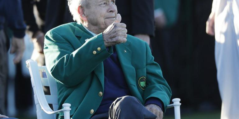 Golflegende Arnold Palmer overleden