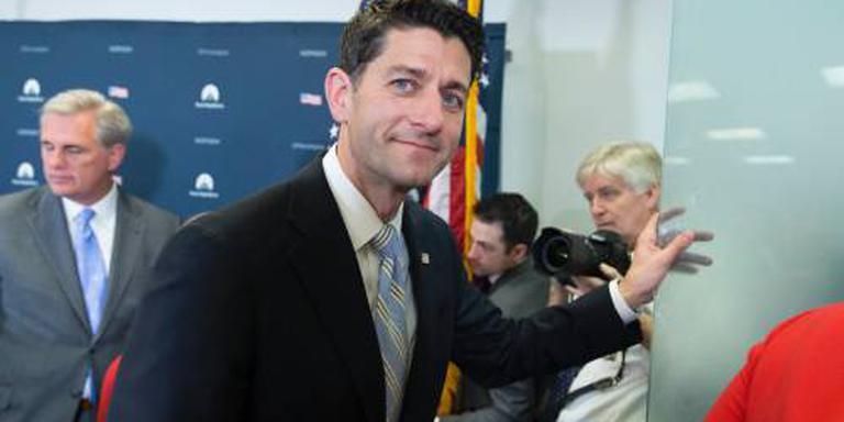 Ryan kandidaat Republikeinen in Huis