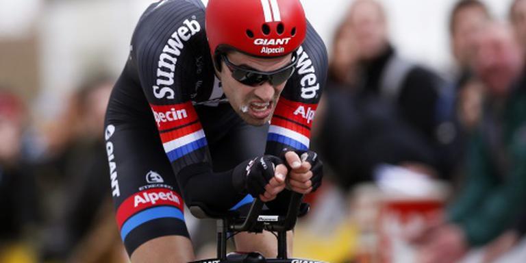 Dumoulin jaagt op ritwinst in Giro