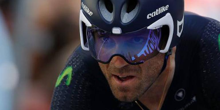 Valverde nog drie jaar bij Movistar