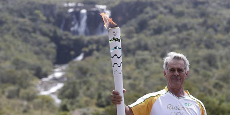 Helft van de Brazilianen tegen Spelen Rio