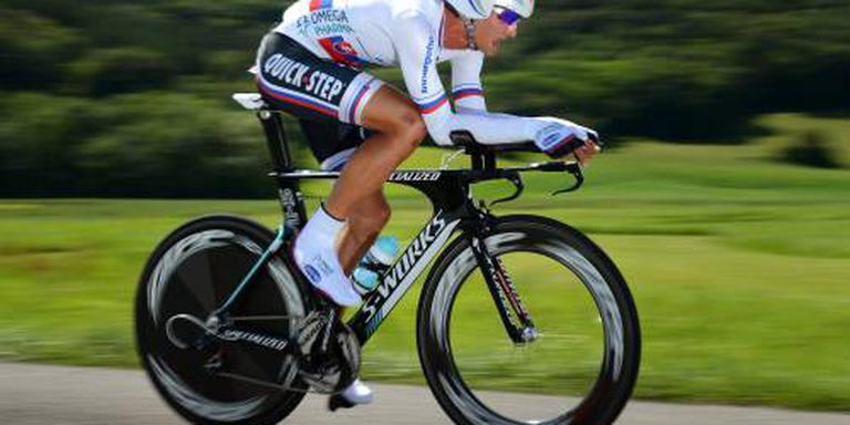 Drievoudig wielerkampioen Velits stopt