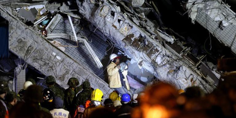 Justitie onderzoekt instorten flat Tainan