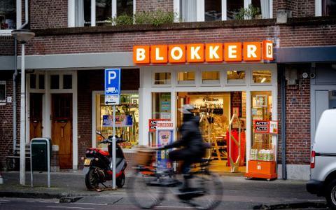 Blokker zet 170 winkels aan de kant