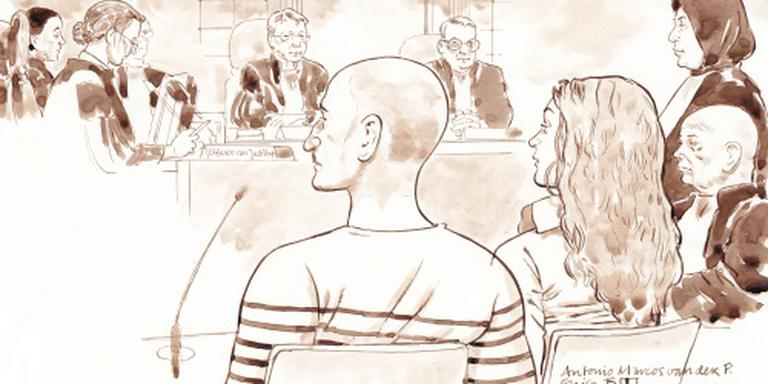 Antonio gaat getuigen voor Enise B.