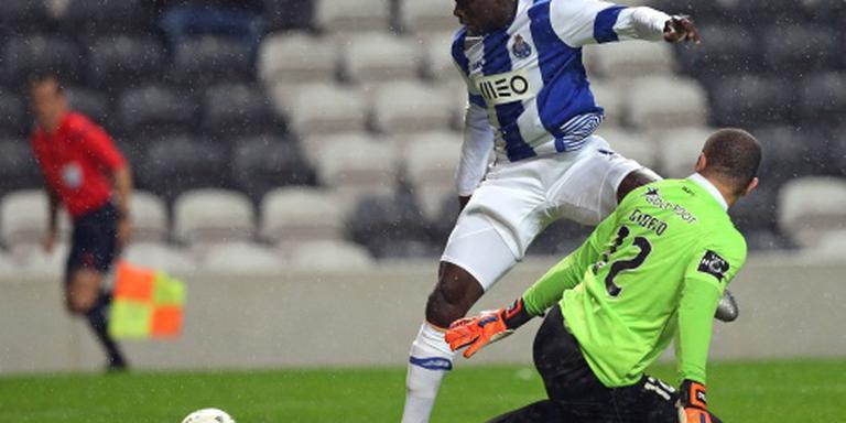 Porto wint dik onder nieuwe coach