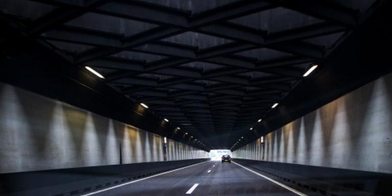 Velsertunnel dicht voor renovatie