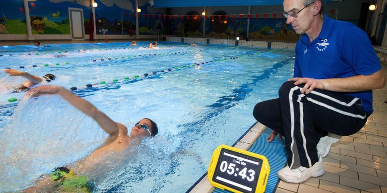 Exodus van talenten bij zwemclub Borger. Foto: Harry Tielman