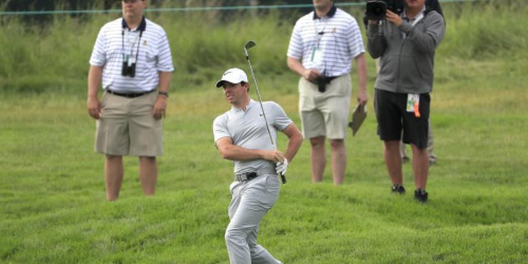 Golfer McIlroy mist 'cut' op nat US Open
