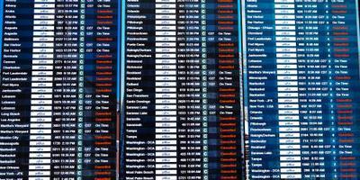 Duizenden vluchten geschrapt in VS door sneeuw