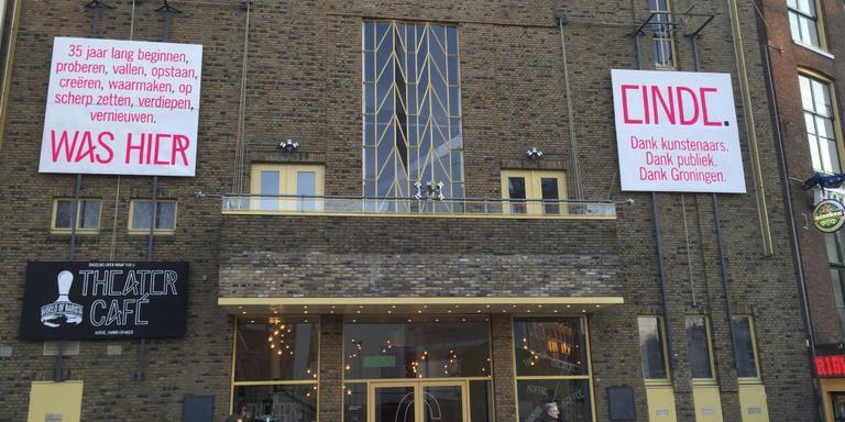 Het Grand Theatre ging vorig jaar april failliet, maar maakte een doorstart. FOTO ARCHIEF KEES VAN DE VEEN