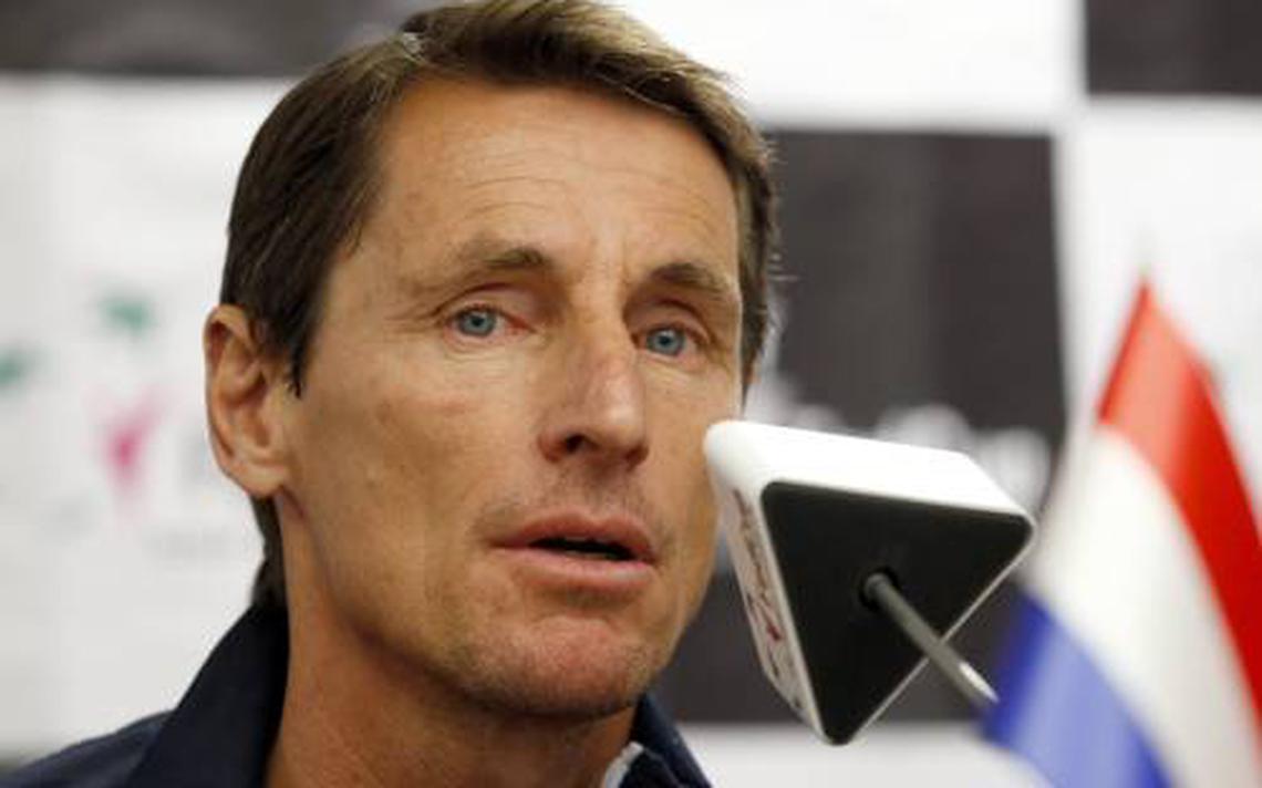 Daviscupteam in den haag tegen tsjechi sport for Uit agenda den haag
