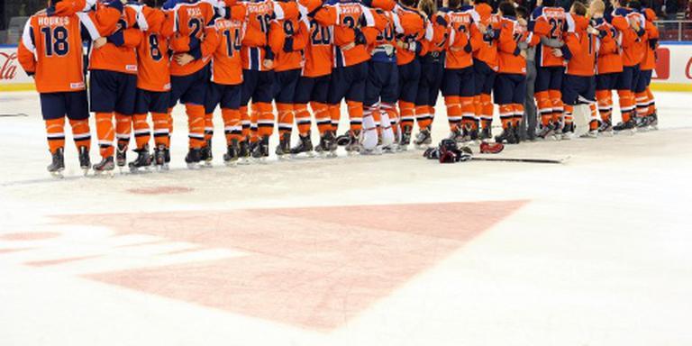 IJshockeyers blijven winnen op WK