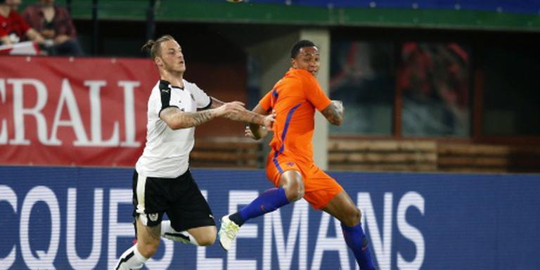 Jong Oranje kan EK-ticket vergeten