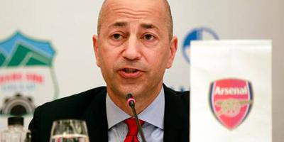 Arsenal-topbestuurder Gazidis naar AC Milan
