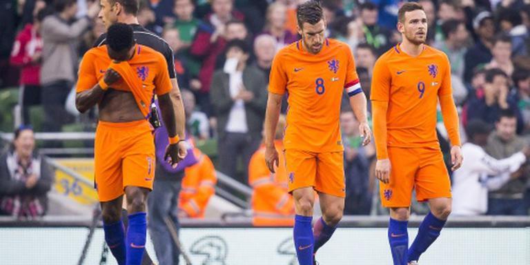 1,2 miljoen zien Oranje gelijkspelen