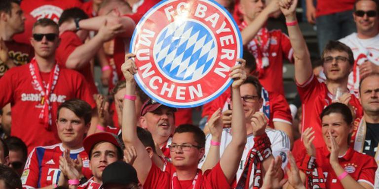 Bayern wint Duitse beker na strafschoppen