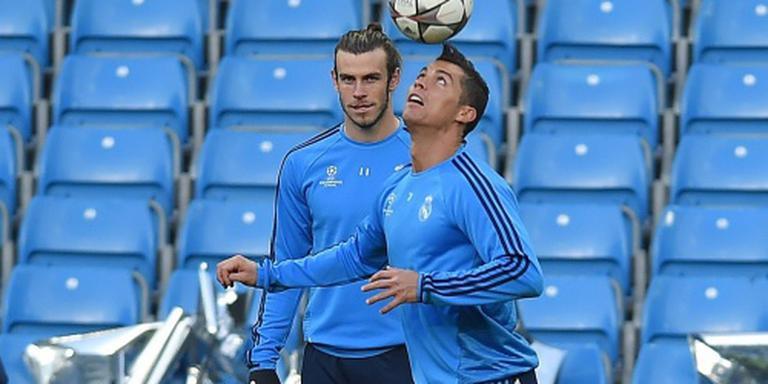 Real Madrid laat Ronaldo en Bale thuis