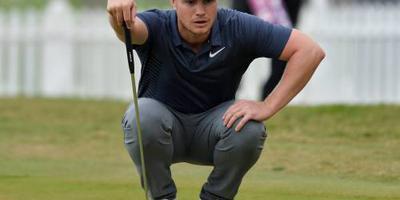 Golfer Fisher eerste met ronde van 59