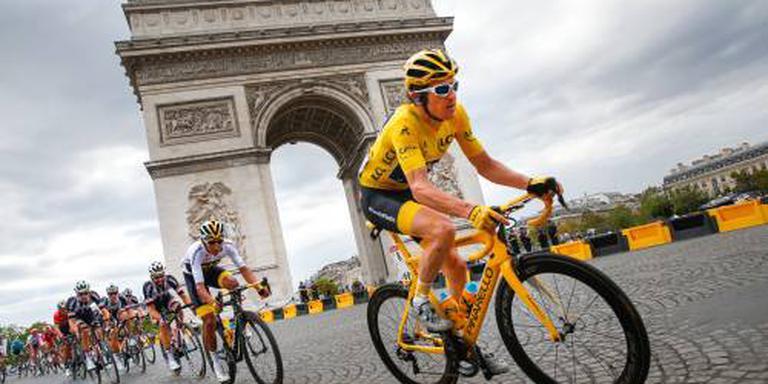 Thomas wint Tour, slotrit voor Kristoff