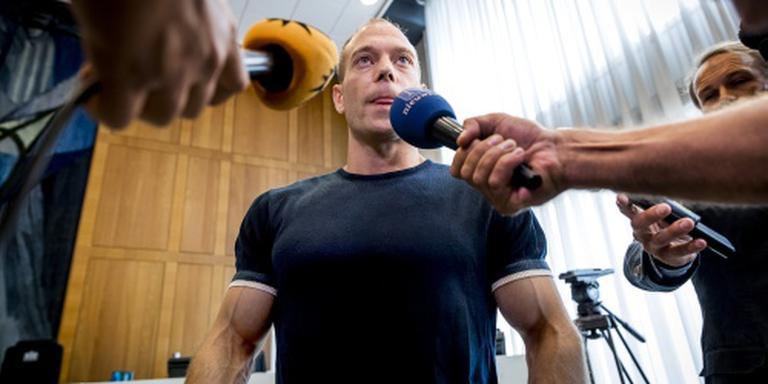 Yuri van Gelder in de ringen op Lowlands