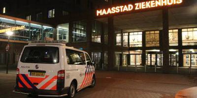 Verdachte steekpartij ziekenhuis langer vast