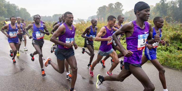Marathon Amsterdam drie jaar decor van NK