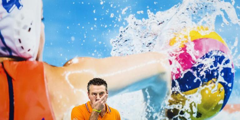 Waterpolosters missen Spelen na nederlaag