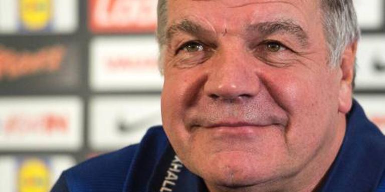 Sam Allardyce nieuwe coach van Everton