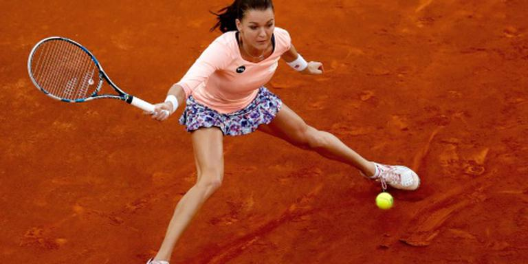 Ook Radwanska al uitgeschakeld in Madrid