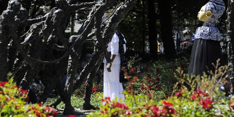 Nationale herdenking afschaffing slavernij