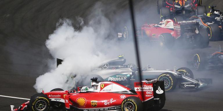 Verstappen 2e achter Ricciardo in Maleisië