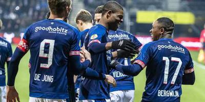 PSV eenvoudig langs Heracles Almelo