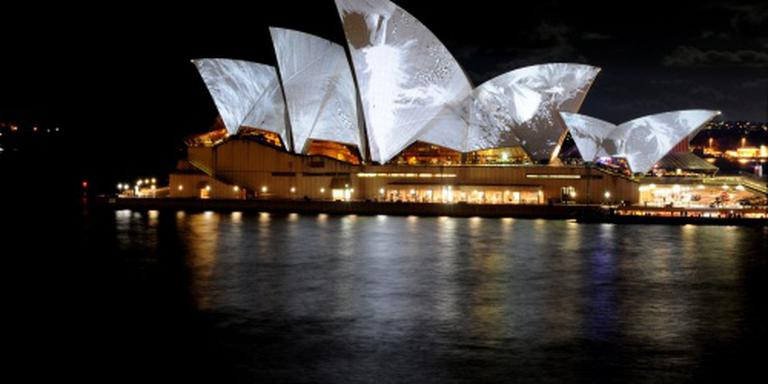 Politieactie bij Sydney Opera House