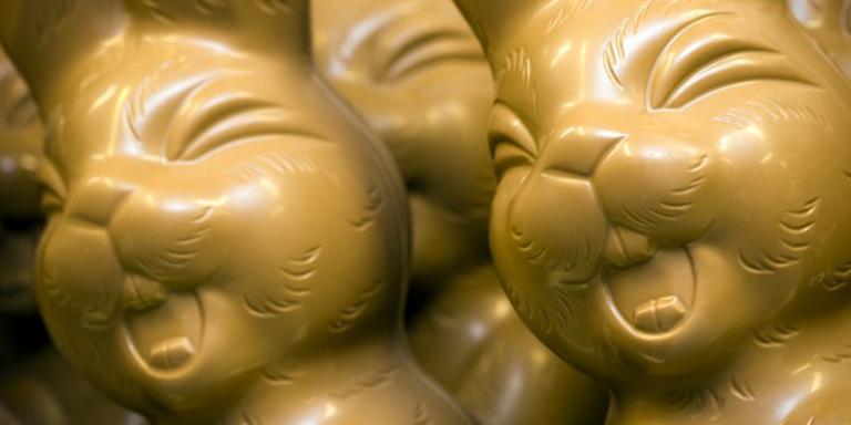 'Besmette chocolade-paashazen'