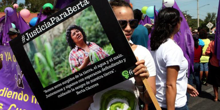 Verdachten moord op activiste Honduras gepakt