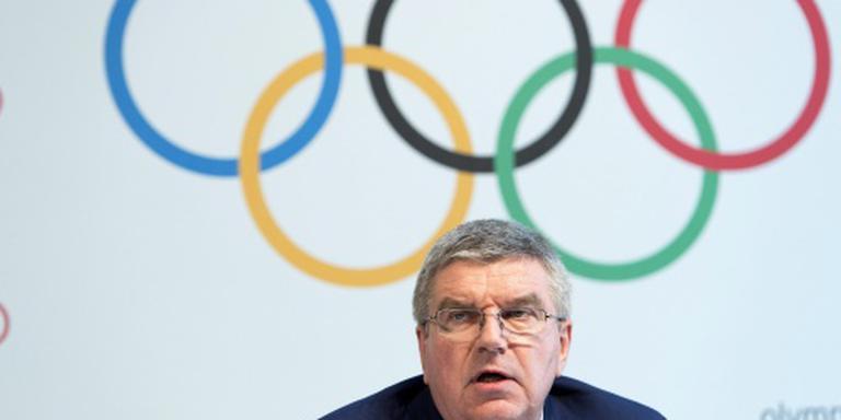 Spoedberaad IOC over schorsing Rusland