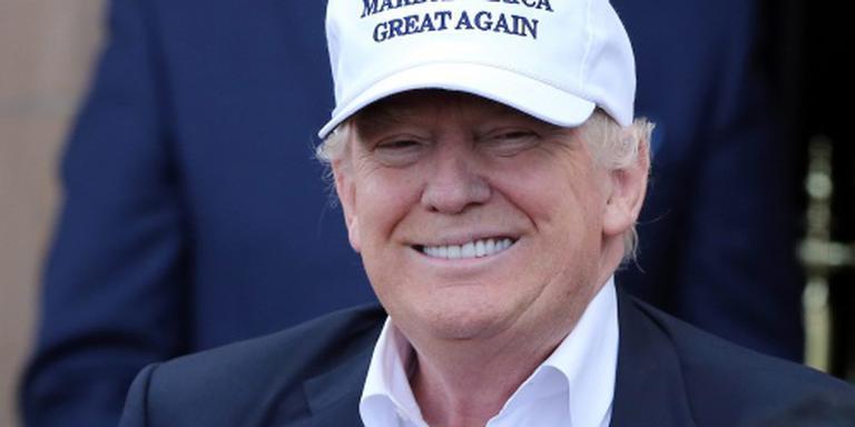 Trump raakt achter bij Clinton