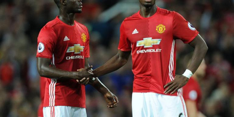 Manchester United zonder Nederlanders in Kuip