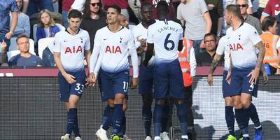 Tottenham Hotspur met kleine zege naar PSV