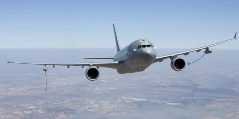 Nederland koopt tankvliegtuigen met Luxemburg