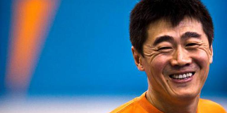 Chen Zhibin weer bondscoach tafeltennissters
