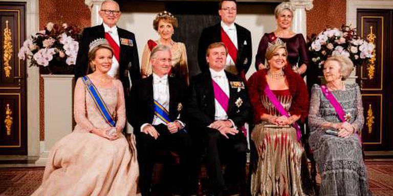 Koning: 'Nederland boft met buur als België'