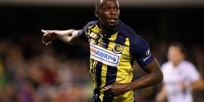 Bolt geeft hoop op profcarrière op