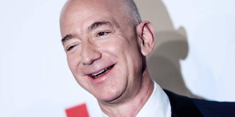 Kapitaal Jeff Bezos nu meer dan 150 miljard