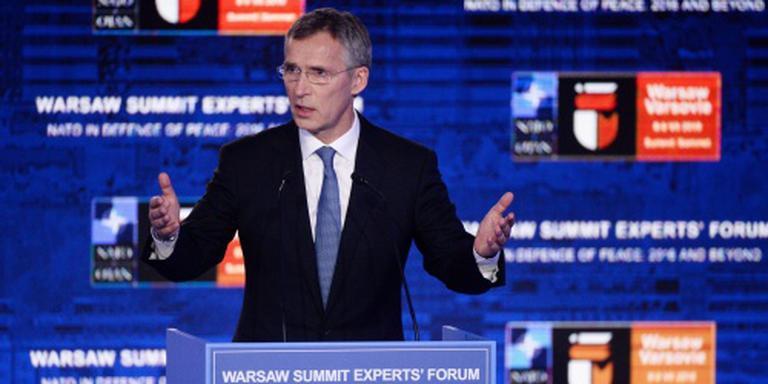 Stoltenberg opent NAVO-top